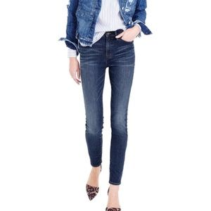 J. Crew The Lookout High Rise Skinny Jeans Size 24